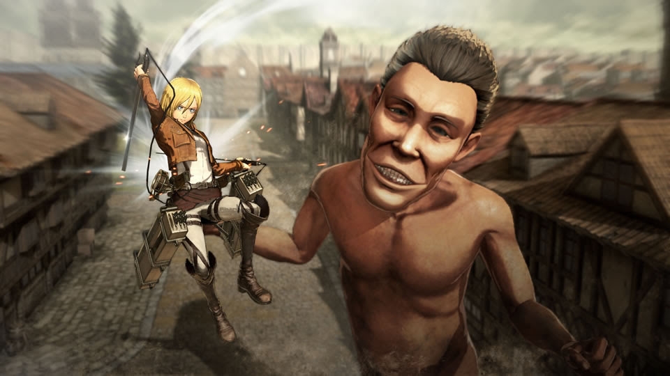 Attack On Titan Review The Geekly Grind