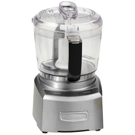 cuisinart elite  cup mini food processor stainless