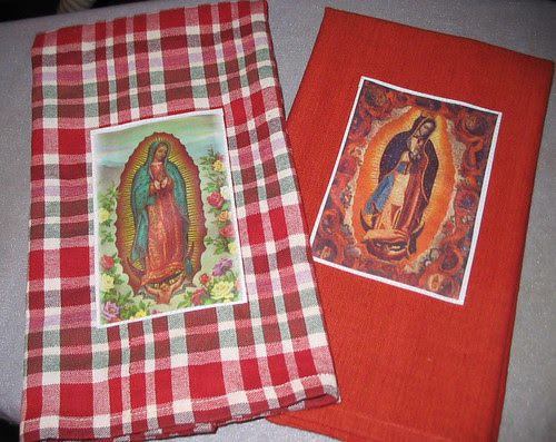 guadalupe towels