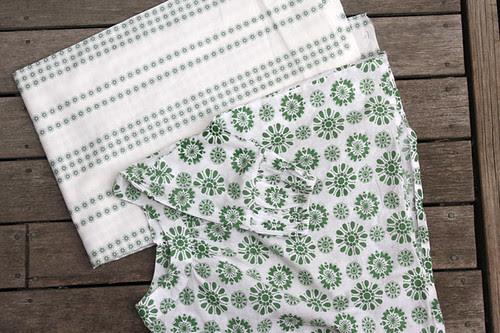 Spotlight fabric and JK top
