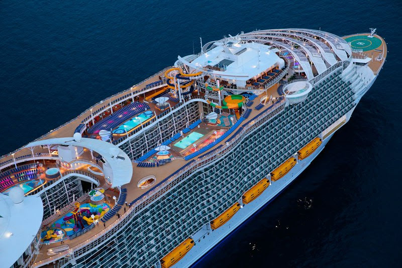 Harmony of the Seas: a bordo do maior navio de passageiros do mundo 24