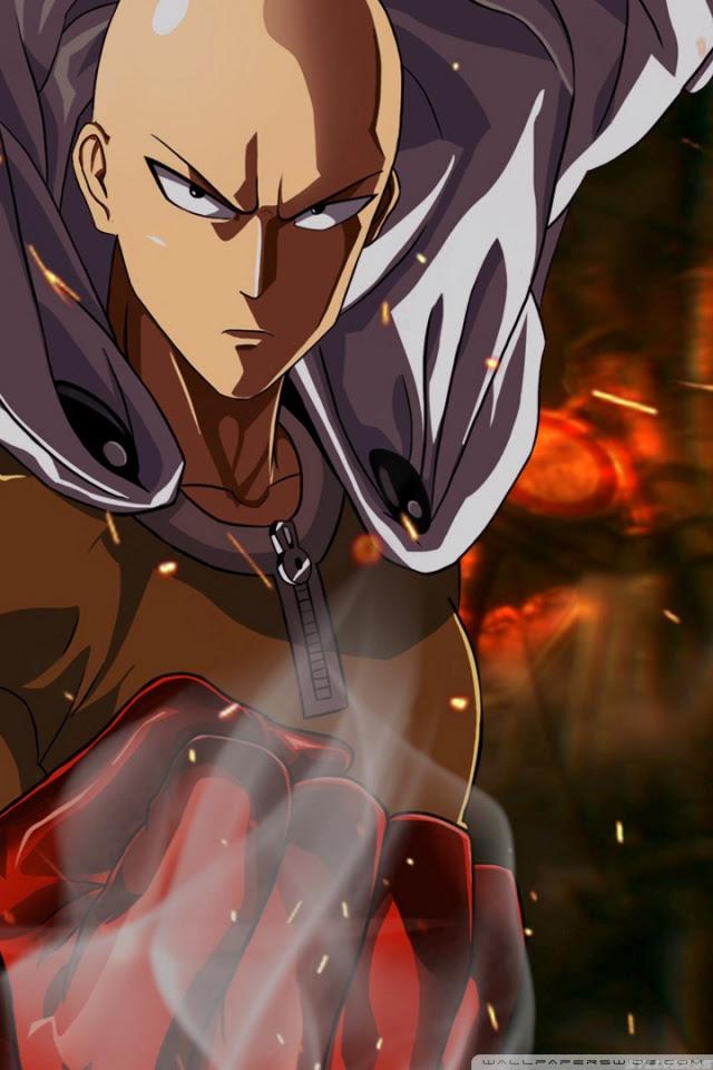Download 106 Wallpaper Hd Anime Saitama HD Paling Keren