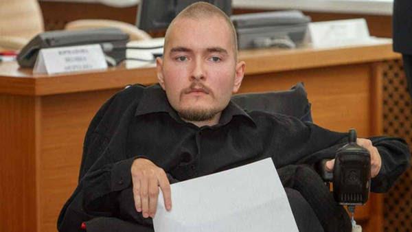 Valeri Sripidónov, el hombre que se quiere someter a un transplante de cabeza.