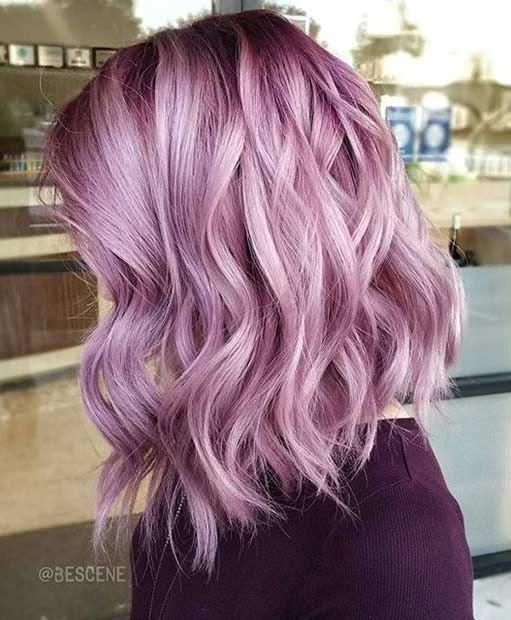 10 Unique and Desirable Pastel Hair Ideas 2020