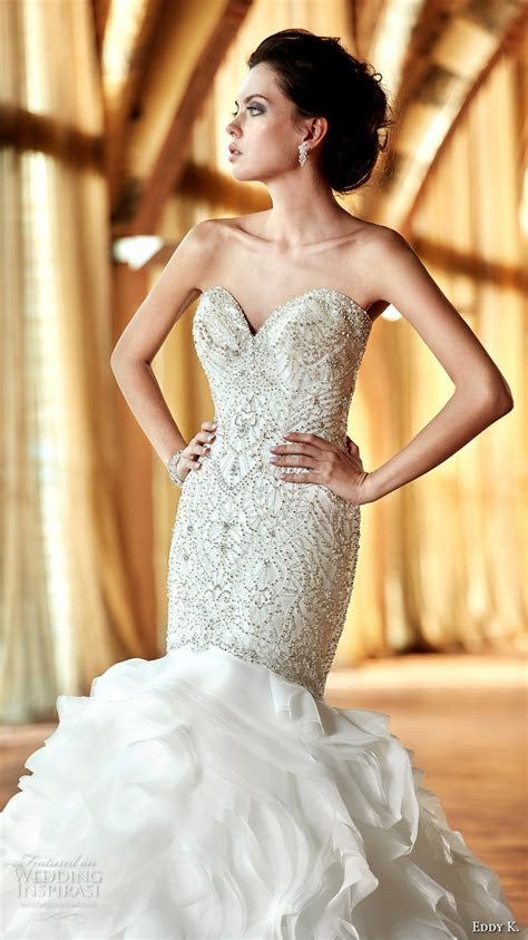 Eddy K. Couture 2017 Wedding Dresses   Wedding Inspirasi