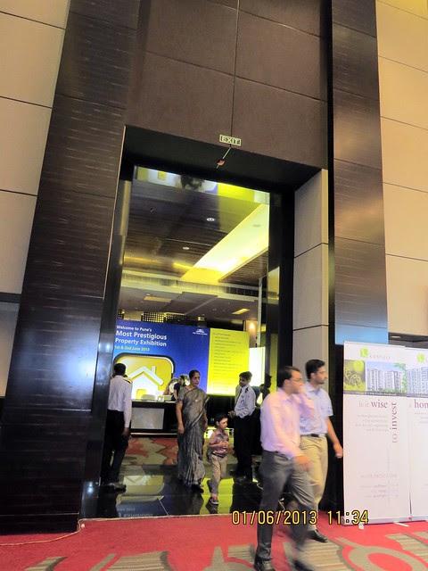 Visit Times Property Showcase 2013, 1st &2nd June 2013, JW Marriott, S B Road, Pune