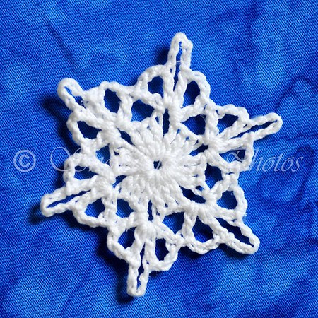 Mini Six Zeroes Snowflake