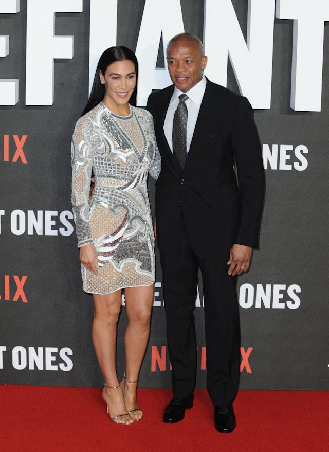 The Big Payback: Dr. Dre Ordered To Pay Nicole Young $300K In Temporary Spousal Support