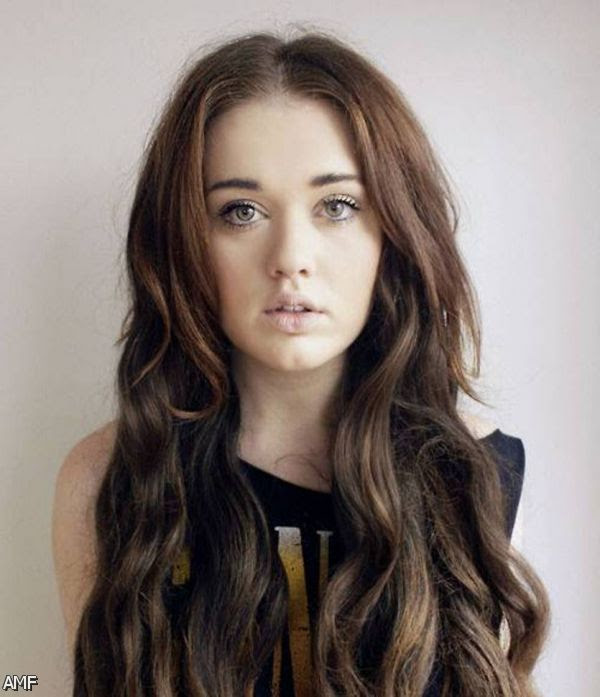 Dark Brown Hair Color Ideas For Blue Eyes 20152016  Fashion Trends 20162017