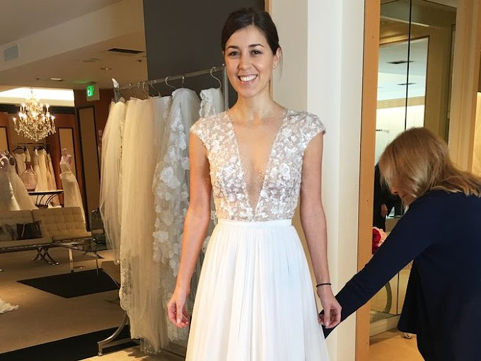 The Biggest Mistake I Made When Shopping for My Wedding Dress