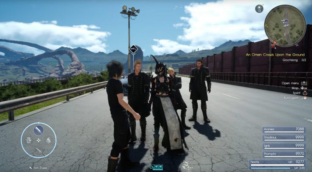 Download Final Fantasy XV Full Version