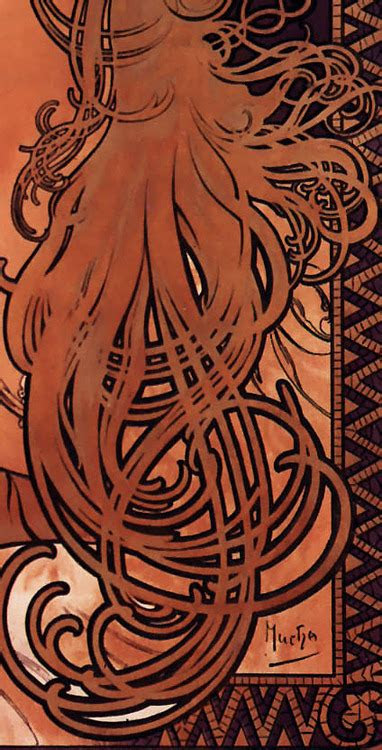 reference blog lets draw mucha hair