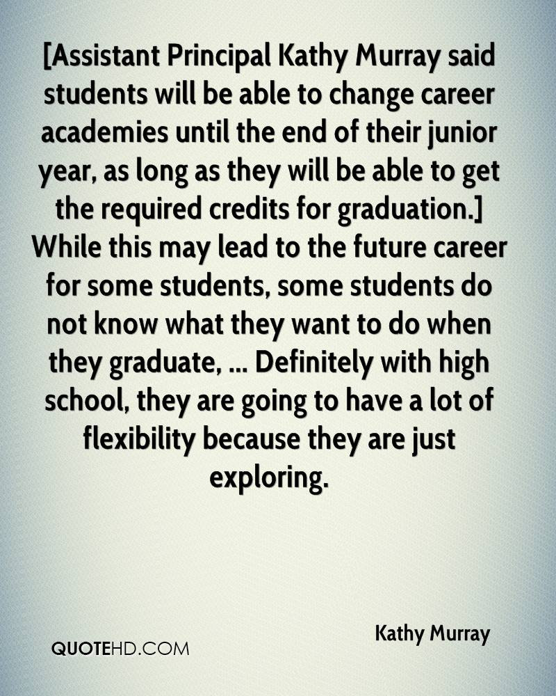 Kathy Murray Graduation Quotes Quotehd