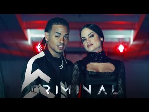 Natti Natasha Ozuna - Criminal [Official Video]
