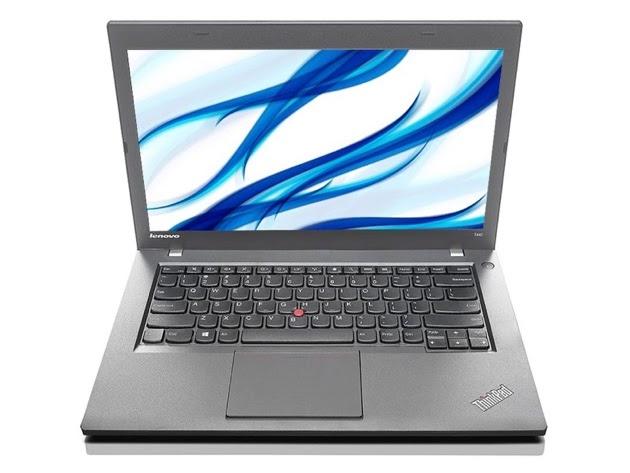 "Lenovo T440 14"" Laptop, 1.9 GHz Intel i5 Dual Core Gen 4, 4GB DDR3 RAM, 500GB SATA HD, Windows 10 Home 64 Bit (Renewed) for $349"