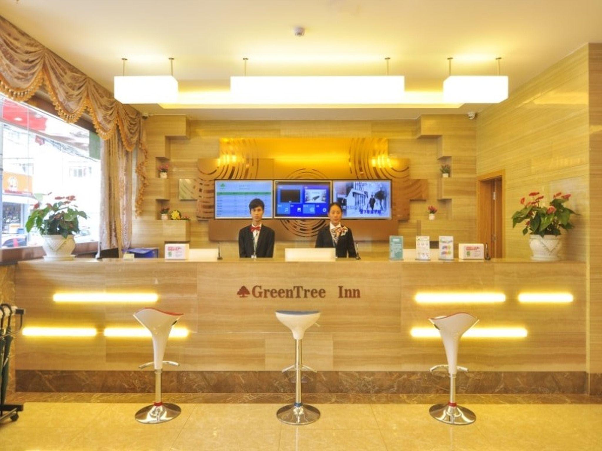 Review Green Tree Inn Kunming Expo Park Southwest Forestry University Branch