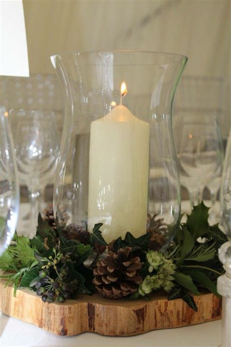 Best 25  Hurricane centerpiece ideas on Pinterest   Red