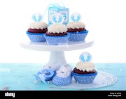Best Of Baby Shower Cup Cake Ideas For A Boy Photos