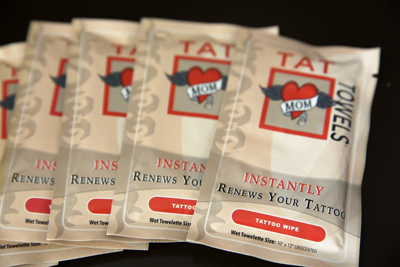 Tat Towels Bring Wipes To A New Place Your Body Art Near West