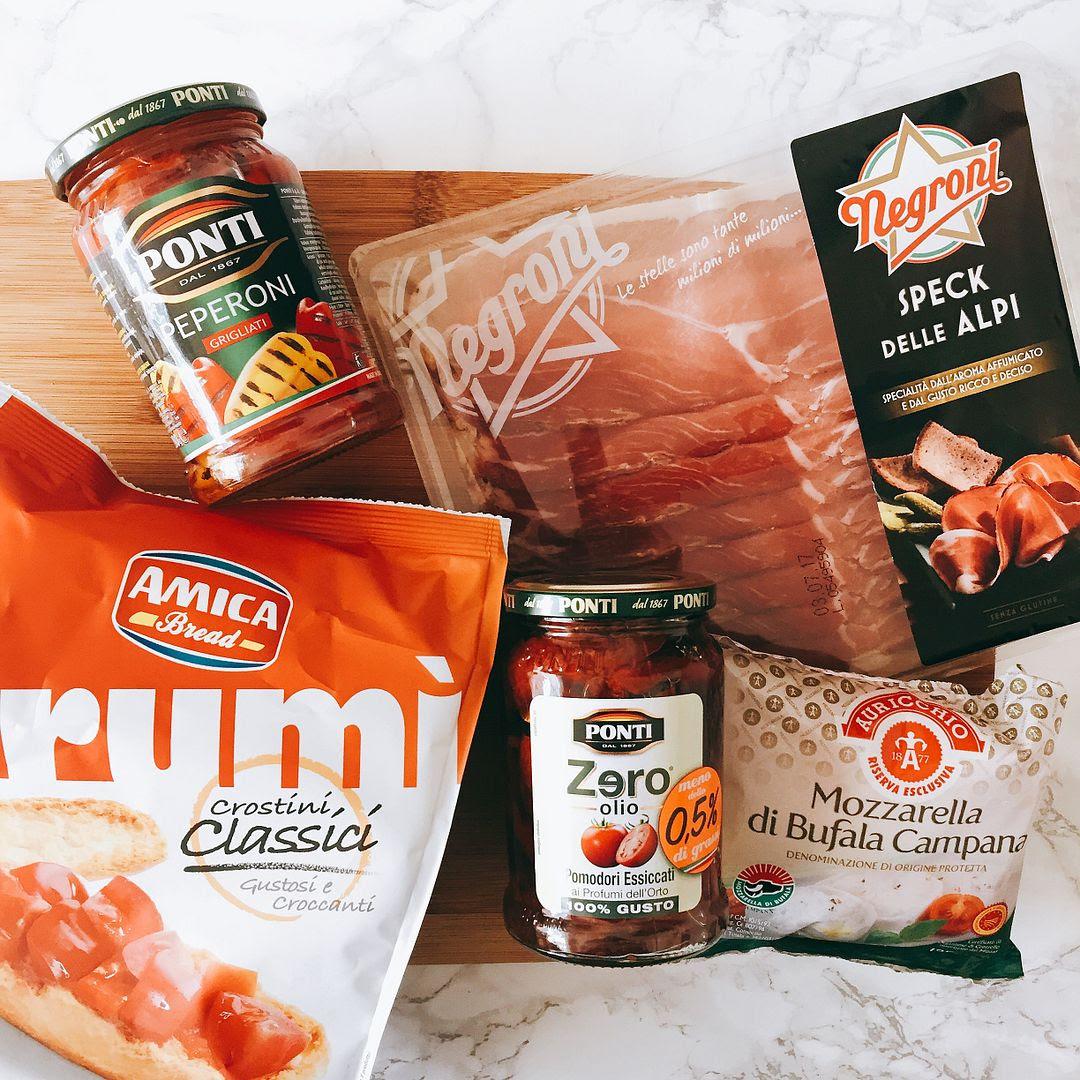 A Fuss Free Italian Antipasti Platter