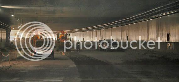 los túneles de la M-30