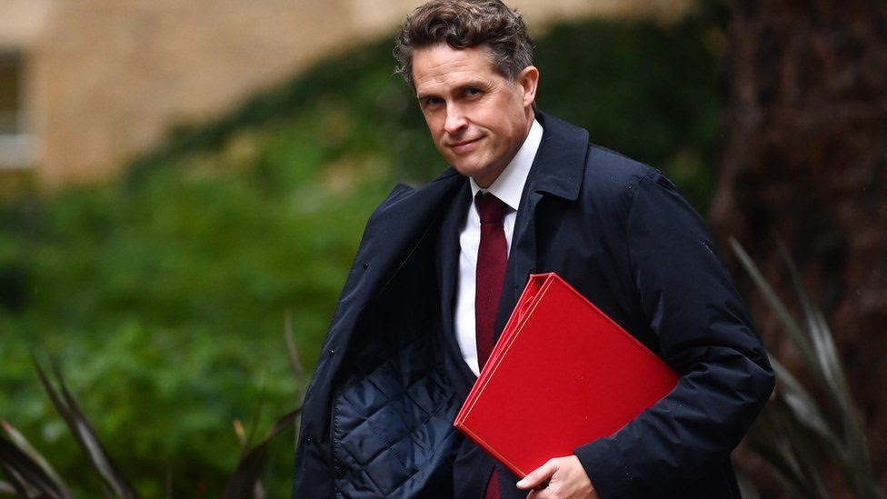 'Russia should go away and shut up': Gavin Williamson's biggest blunders