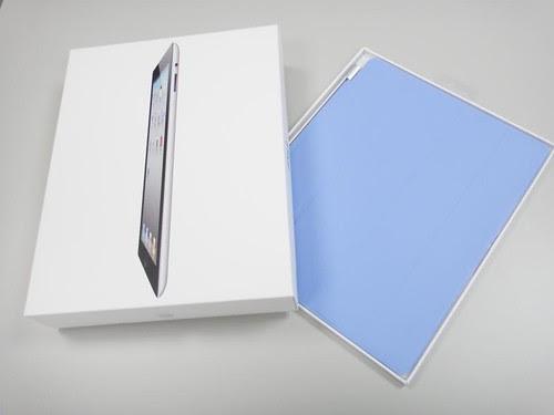 iPad 2 跟 Smart Cover