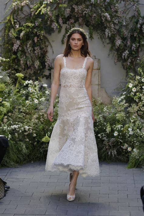 Audrey Hepburn Style Wedding Dress Uk Tea Length Or Midi