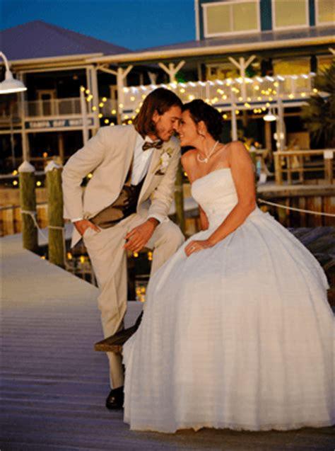 simple weddings st pete clearwater area beach wedding