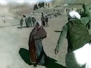 Local warlords publicly flogged two Afghan women.