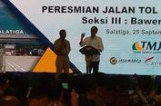 Jokowi Akui Biaya Logistik Indonesia Dua Kali Lebih Mahal dari Malaysia dan Singapura.