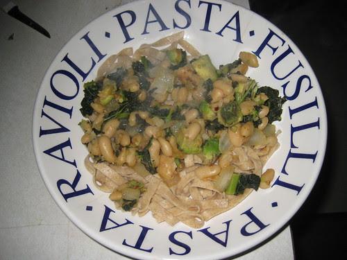 AvoKale noodles