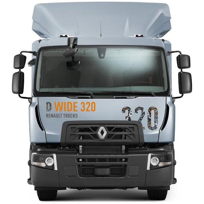 EL RENAULT TRUCKS D WIDE 320, CAMIÓN SOSTENIBLE DEL AÑO 2021