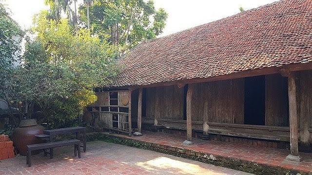 kết cấu nhà cổ