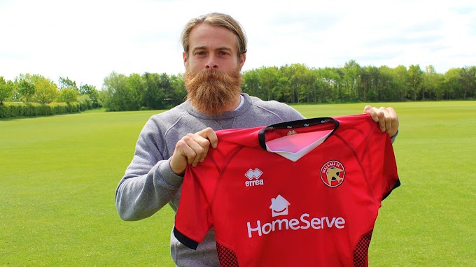 """Stuart Sinclair: """"I Can't Wait to Meet the Supporters & Everybody at the Club"""""""