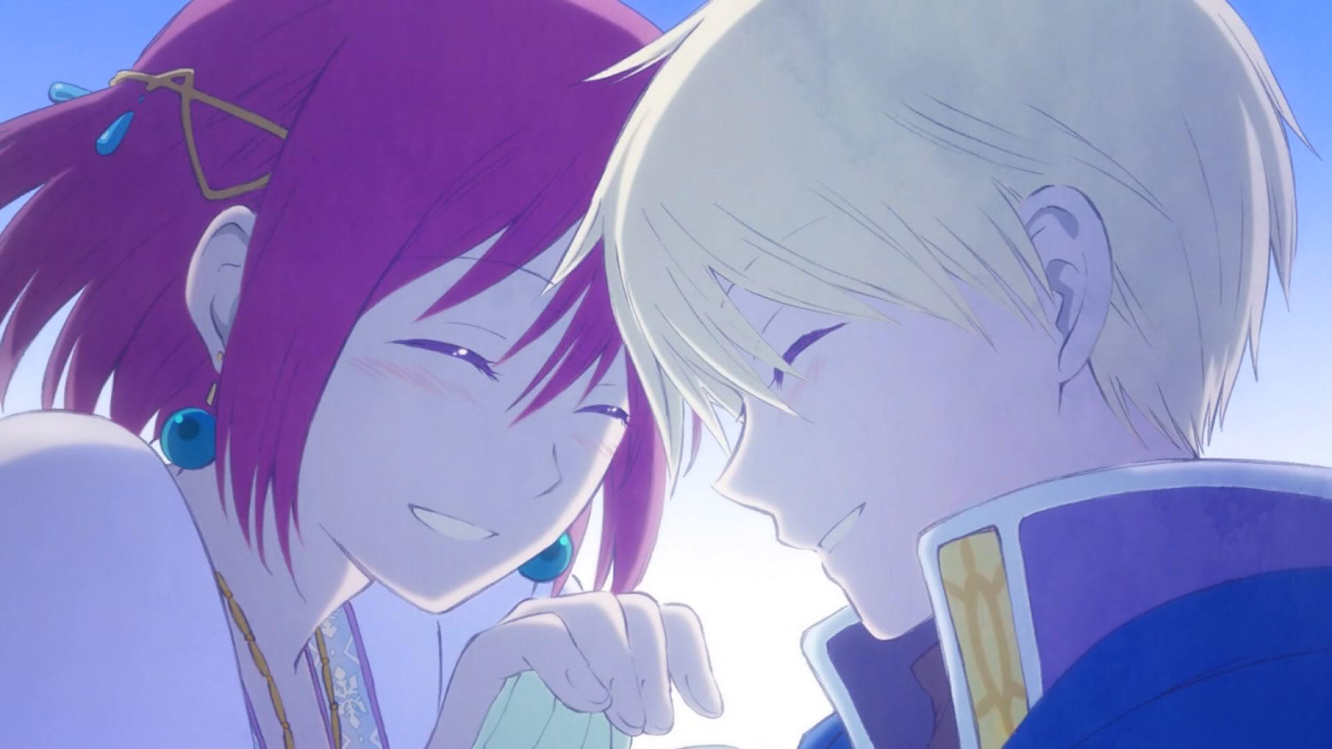 Akagami No Shirayuki Hime Season 1 Anime Review Funcurve