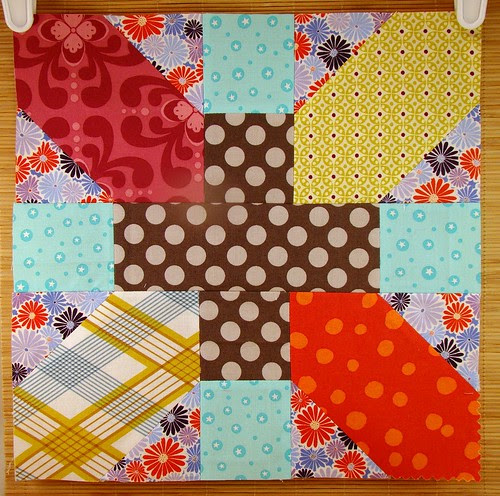 Japanese x and + block- March- Inspire Circle