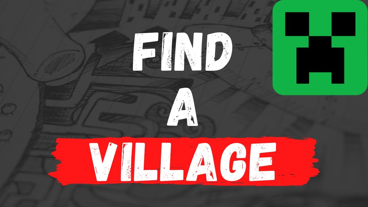 Minecraft Village Finder - Bukalah u