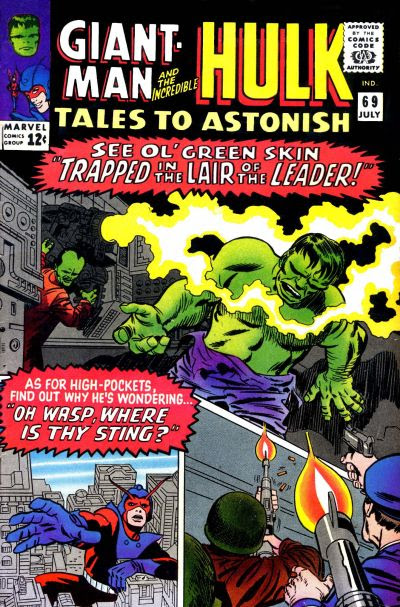 Tales to Astonish 069