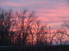 Loveland sunset 02-26-07