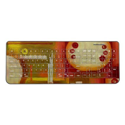 Custom Wireless Keyboard