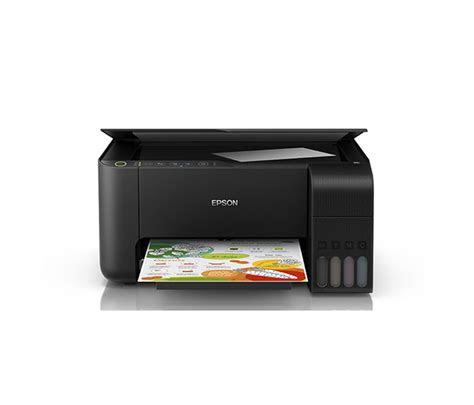 impresora epson ecotank  multifuncional cmyk