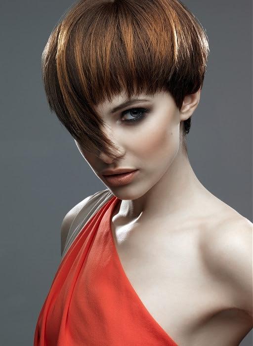 Hair Color Ideas for Short Haircuts
