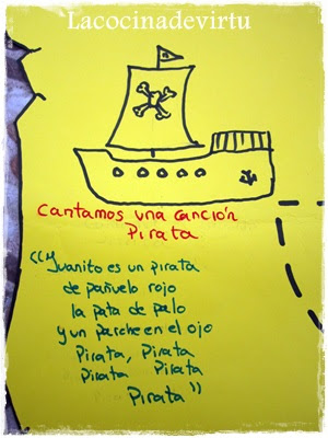 cancion pirata