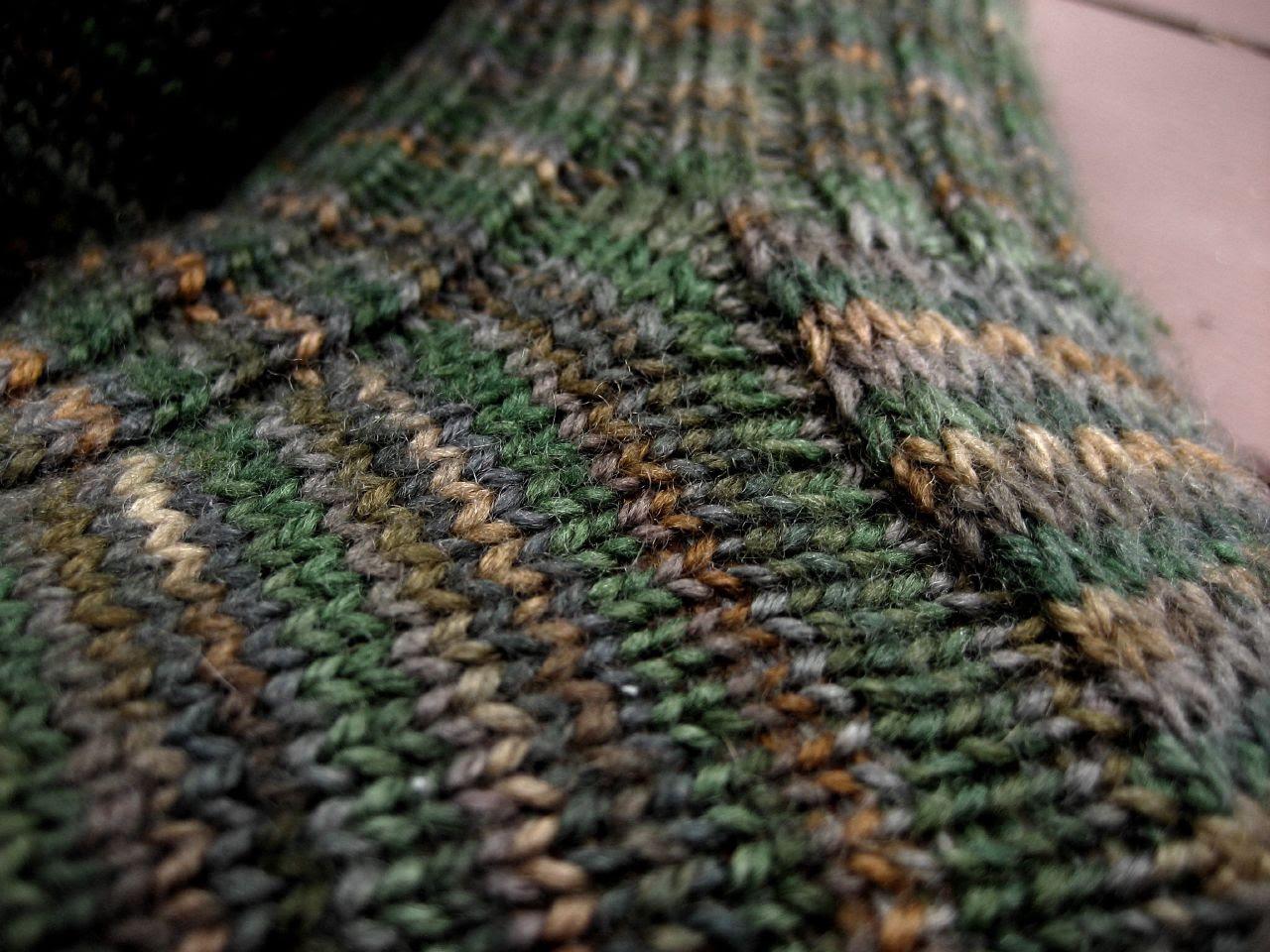 Meaghan's Socks