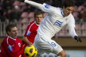 Динамо, Днепр и Шахтер хорошо известны в Европе, уверен Никола Калинич