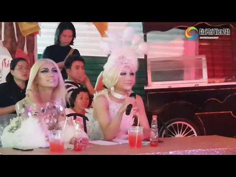 Toàn cảnh cuộc thi lễ hội hóa trang Halloween tại đoàn lô tô Sài Gòn Tân Thời