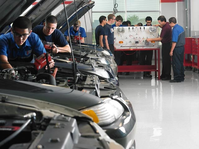 Auto Mechanic Training School in Dallas | Yelp