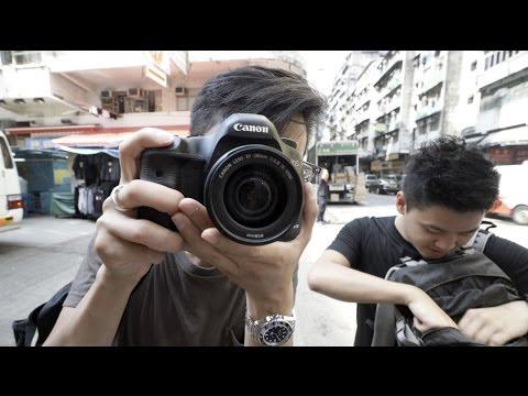 Qual a melhor lente para fotografia de rua - 50mm vs 35mm vs 28mm?