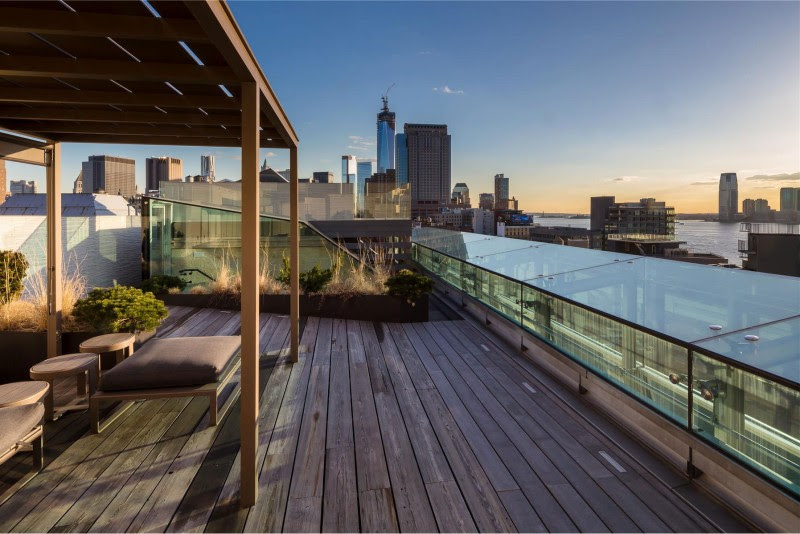 497 Greenwich Street Penthouse in SoHo   HomeDSGN, a daily source ...
